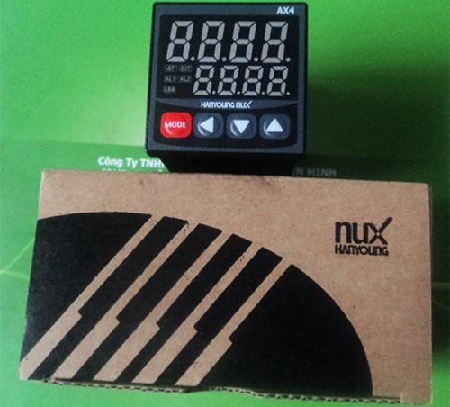 Sơ đồ dòng điều khiển nhiệt độ Hanyoung AX